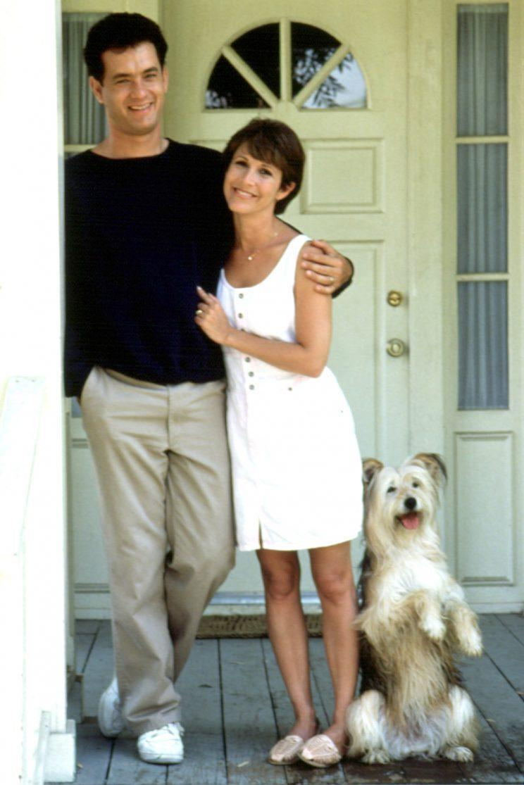 <p>She starred with Tom Hanks in this film from 1989. (Photo: Everett Collection)</p>