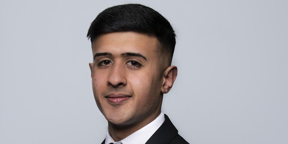 Sadaqat Hussain, Apprentice Surveyor, Cushman and Wakefield