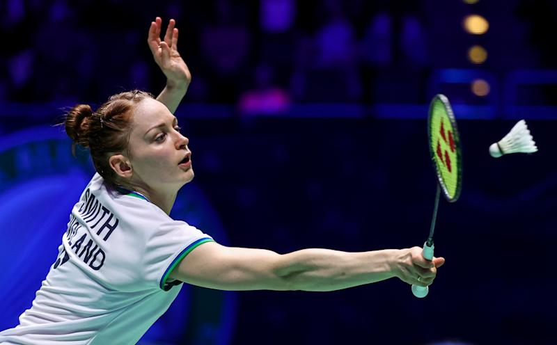 Lauren Smith says she has a newly-acquired appetite for semi-final Saturday at the Yonex All England Championships in Birmingham