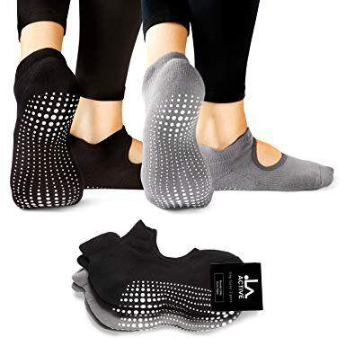 LA Active Grip Socks