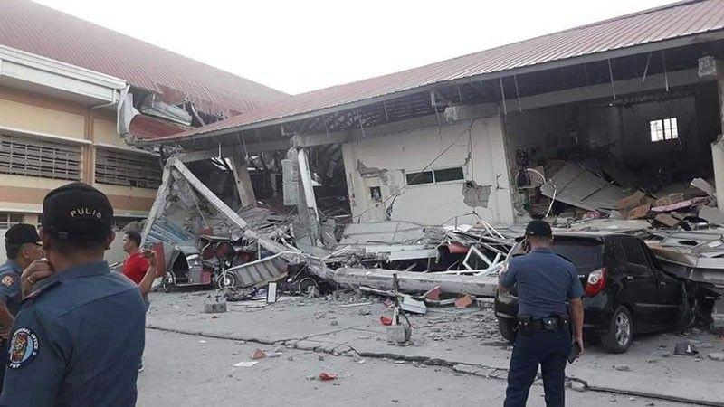 5 dead in Pampanga after strong quake
