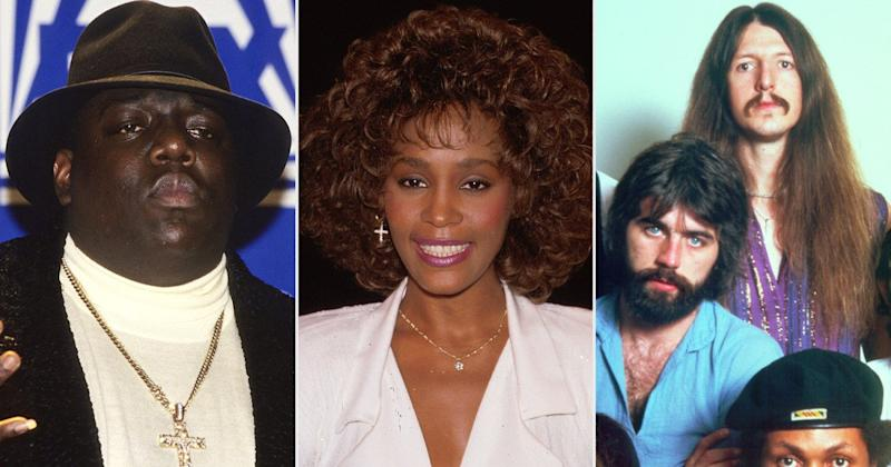 Notorious B.I.G, Whitney Houston and the Doobie Brothers to Be Inducted into Rock and Roll Hall of Fame
