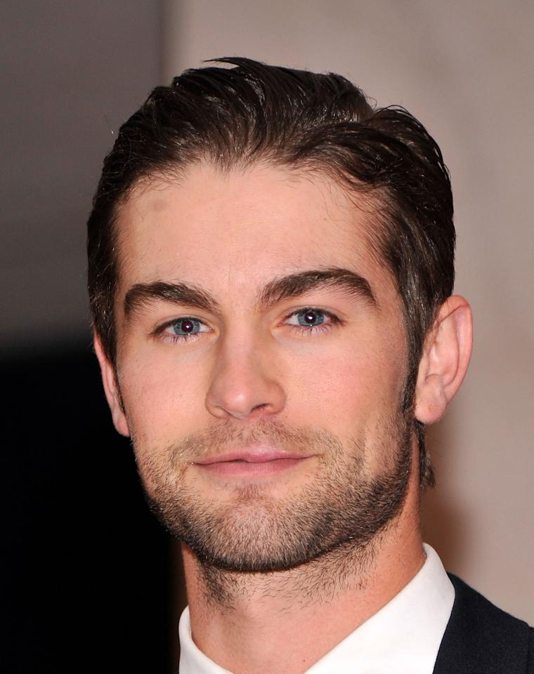 WASHINGTON, DC - APRIL 28:  Actor Chace Crawford attends the 98th Annual White House Correspondents' Association Dinner at the Washington Hilton on April 28, 2012 in Washington, DC.  (Photo by Stephen Lovekin/Getty Images)
