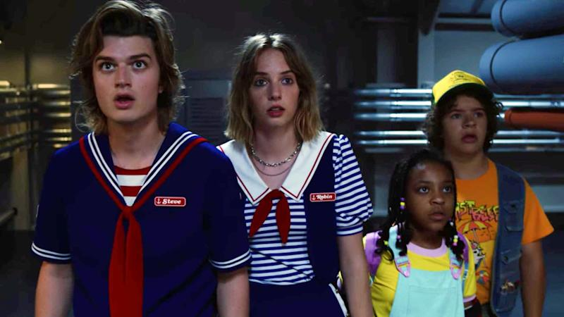 Stranger Things 3 turning Netflix ratings records Upside Down