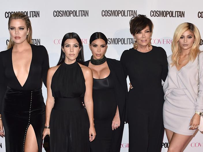The Kardashian-Jenner family has guests sign NDAs.