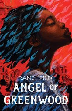 The cover of Angel of Greenwood.