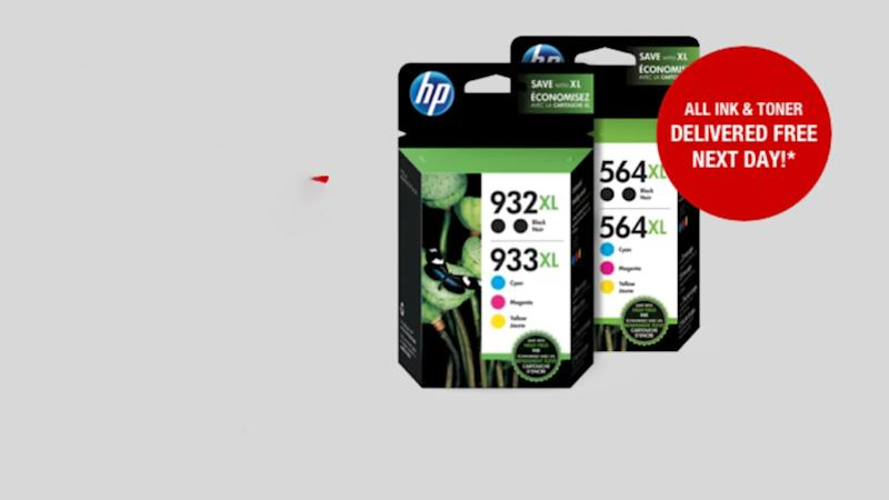 This BOGO deal is a good option if you're stocking up on printer ink.