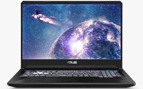 Asus TUF FX705DT AU071T Gaming Laptop black friday deal