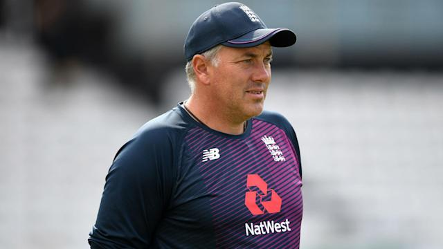 Chris Silverwood never appeared to be the first-choice candidate, but England were impressed enough to name him their new head coach.