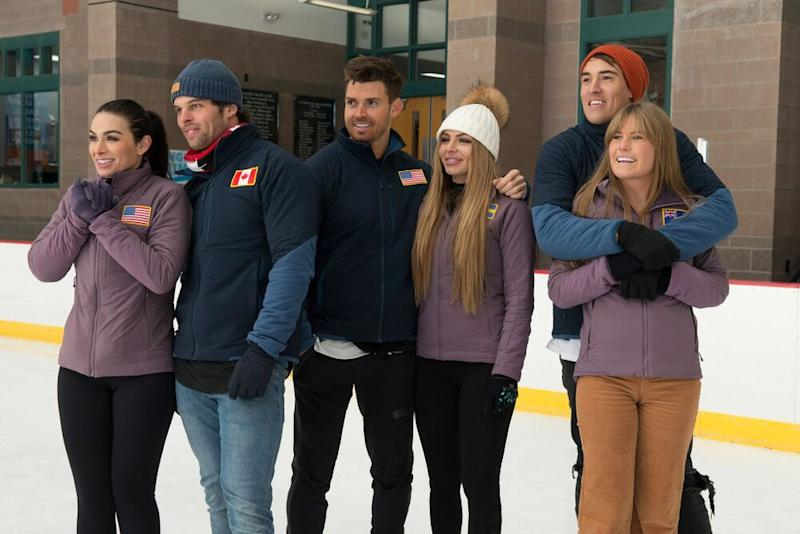 Contestants on The Bachelor Winter Games | Lorenzo Bevilaqua/ABC