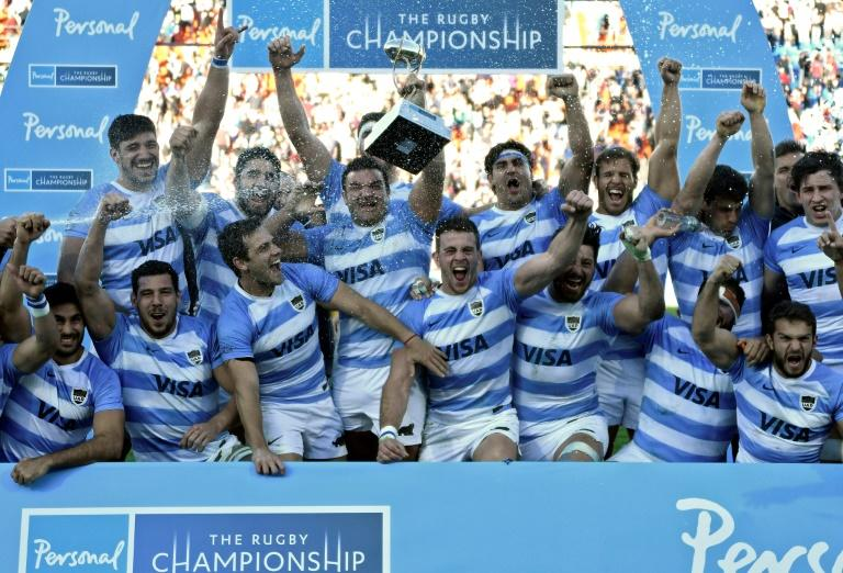 Argentina ended an 11-match losing streak in the Rugby Championship by stunning South Africa
