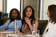 Meghan, Duchess of Sussex visits the University of Johannesburg