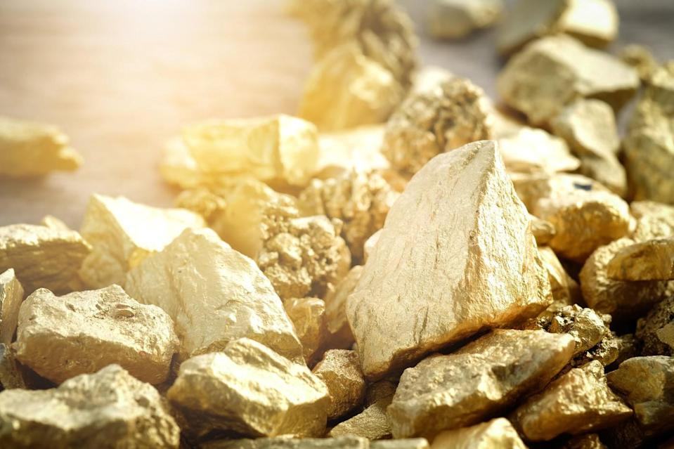 Strong Gold Prices Power Newmont Mining's Best-Ever Quarter