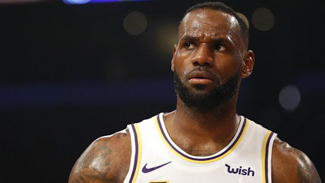 Los Angeles Lakers superstar LeBron James reflected on Sunday's 114-100 defeat to the Dallas Mavericks.
