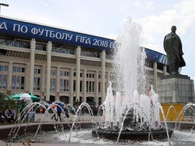 FIFA World Cup 2018: Russia sets aside criticism to welcome football spectacle