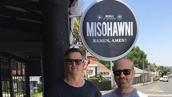 Two white owners of a Johannesburg, South Africa, restaurant have apologized after they landed in hot water for their establishment's tasteless name.