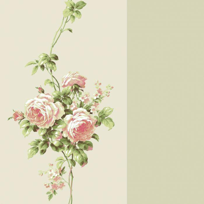 """<p><strong>LY4300</strong></p><p>yorkwallcoverings.com</p><p><strong>$79.50</strong></p><p><a href=""""https://www.yorkwallcoverings.com/rose-stripe-prepasted-wallpaper"""" rel=""""nofollow noopener"""" target=""""_blank"""" data-ylk=""""slk:Get the Look"""" class=""""link rapid-noclick-resp"""">Get the Look</a></p><p>Bring some nostalgic flower power to your space with this charming pearlescent wallpaper from York Wallcoverings. </p>"""