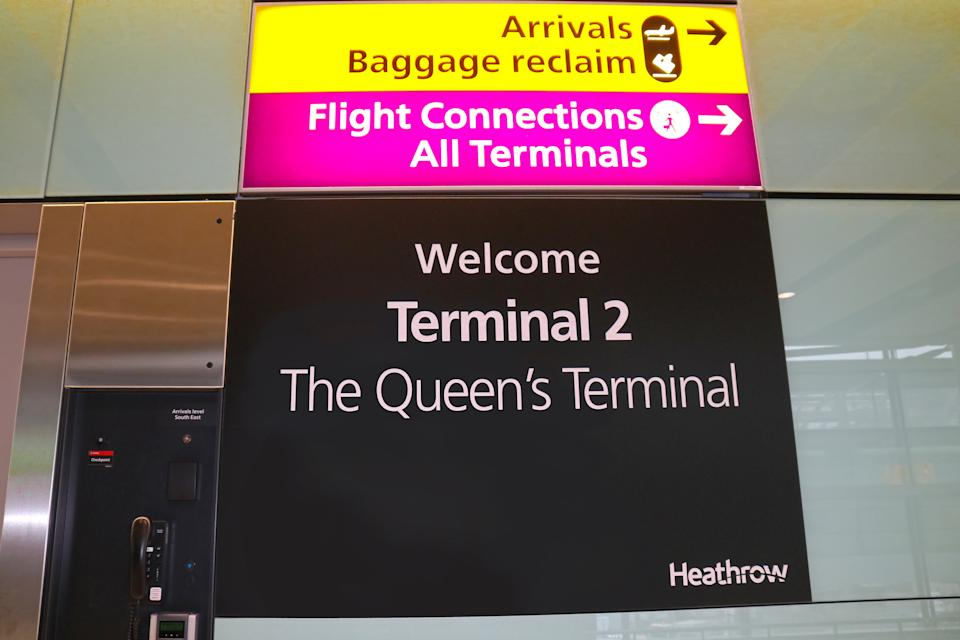 Heathrow saw passenger numbers collapse to 22 million while cargo volume was down 28%. Photo: Getty Images