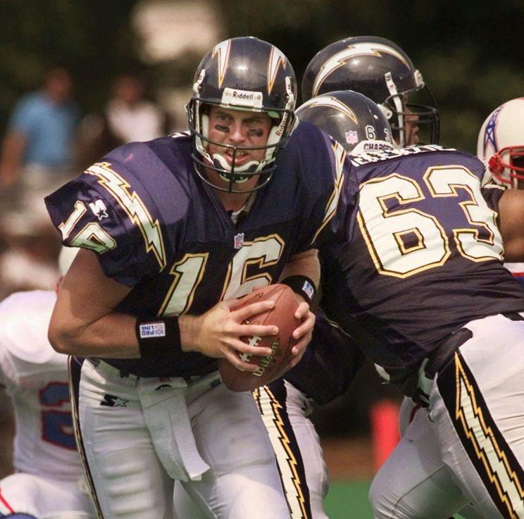 San Diego Chargers Bedding: Former NFL QB Ryan Leaf Reveals His Inspiration For