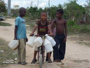 Children International Announces Major Water Project in the Dominican Republic