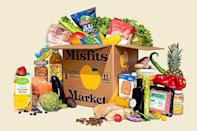 """<p><strong>Misfits Market</strong></p><p>misfitsmarket.com</p><p><a href=""""https://go.redirectingat.com?id=74968X1596630&url=https%3A%2F%2Fwww.misfitsmarket.com%2F&sref=https%3A%2F%2Fwww.cosmopolitan.com%2Fhealth-fitness%2Fg37130486%2Fbest-self-care-subscription-boxes%2F"""" rel=""""nofollow noopener"""" target=""""_blank"""" data-ylk=""""slk:Shop Now"""" class=""""link rapid-noclick-resp"""">Shop Now</a></p><p>I'm well aware that going to the grocery store is the worst chore out there. So, why not give yourself a break and have organic """"ugly"""" produce (that would otherwise be thrown out!) sent to you for a fraction of the supermarket cost? You can put a dent in the food waste cycle <em>and</em> be lazy. </p>"""