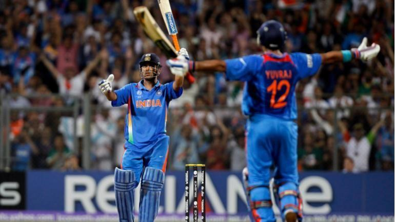 Dhoni's six in the World Cup still remains as one of the fondest memories of every Indian fan