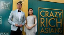 'Crazy Rich Asians' dazzles with $34 million five-day opening