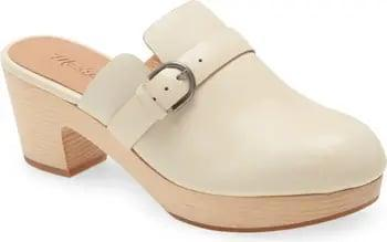 <p>That's right, clogs are making a comeback. If you want to add this trendy style to your closet, might we recommend <span>Madewell's Monique Buckle Clogs</span> ($168)? The subtle hardware and platform soles level up this old-school design.</p>