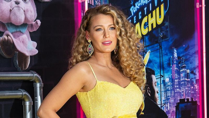 Blake Lively Signs Deal With Amazon, Developing Two Projects