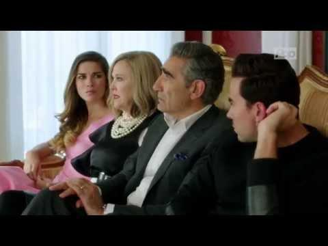 """<p>""""There are several shows I go to for comfort during tough times, but none of them give me as much joy as <em>Schitt's Creek</em>. There's something about seeing the Rose family overcoming this hard time and stepping out of their comfort zone that makes me happy. Not only that, but this little town is so accepting of everyone, that it feels like the perfect thing to watch when you need some of that yourself."""" - TF</p><p><a class=""""body-btn-link"""" href=""""https://www.netflix.com/title/80036165"""" target=""""_blank"""">Watch Now</a></p><p><strong>Tamara also recommends — </strong><strong>TV:</strong> <em><a href=""""https://www.hulu.com/series/single-parents-b8d6de02-4634-4887-be64-7c76b1a91144"""" target=""""_blank"""">Single Parents</a></em>, <em></em><em><a href=""""https://www.hulu.com/series/speechless-b6d96e11-f2ef-49e8-9541-99d704d8190b"""" target=""""_blank"""">Speechless</a>, </em><strong><em></em></strong><strong>Movies:</strong> <em><a href=""""https://www.amazon.com/gp/video/detail/B00D5UGTY8/"""" target=""""_blank"""">Bring It On</a></em>, <em><a href=""""https://www.netflix.com/watch/80203147"""" target=""""_blank"""">To All the Boys I've Loved Before</a>, </em><strong>Books: </strong><em><a href=""""https://www.barnesandnoble.com/w/the-folk-of-the-air-complete-gift-set-holly-black/1131578315"""" target=""""_blank"""">The Folk of the Air </a></em><a href=""""https://www.barnesandnoble.com/w/the-folk-of-the-air-complete-gift-set-holly-black/1131578315"""" target=""""_blank"""">series</a> by Holly Black, <strong>Video games:</strong><em> <a href=""""https://www.walmart.com/ip/Animal-Crossing-New-Horizons-Nintendo-Nintendo-Switch-045496596439/720388718"""" target=""""_blank"""">Animal Crossing: New Horizons</a>, </em><strong>Other:</strong> <a href=""""https://www.diamondartclub.com/"""" target=""""_blank"""">Diamond painting</a> and <em><a href=""""https://www.walmart.com/ip/Catan-Strategy-Board-Game-5th-Edition/49605951"""" target=""""_blank"""">Settlers of Catan</a></em><em></em></p><p><strong>Follow on: </strong><a href=""""https://twitter.com/tamara_fuentes"""" target=""""_bla"""