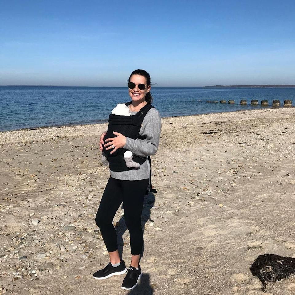 "<p>After welcoming baby Ever on August 20, <a href=""https://www.instagram.com/p/CJLlUVBF6m9/"" rel=""nofollow noopener"" target=""_blank"" data-ylk=""slk:Lea had a holiday message"" class=""link rapid-noclick-resp"">Lea had a holiday message</a> from her family of three: ""For the holidays this year we decided to forgo presents and instead chose to give back to a few organizations that help children- <a href=""https://www.instagram.com/stjude/"" rel=""nofollow noopener"" target=""_blank"" data-ylk=""slk:@stjude"" class=""link rapid-noclick-resp"">@stjude</a> and <a href=""https://www.instagram.com/baby2baby/"" rel=""nofollow noopener"" target=""_blank"" data-ylk=""slk:@baby2baby"" class=""link rapid-noclick-resp"">@baby2baby</a> ❤️ Becoming a mother was the greatest blessing in the world yet this was an incredibly challenging year for so many people and every baby should be safe and cared for. Our love and prayers are with everyone this holiday season.❤️""</p>"