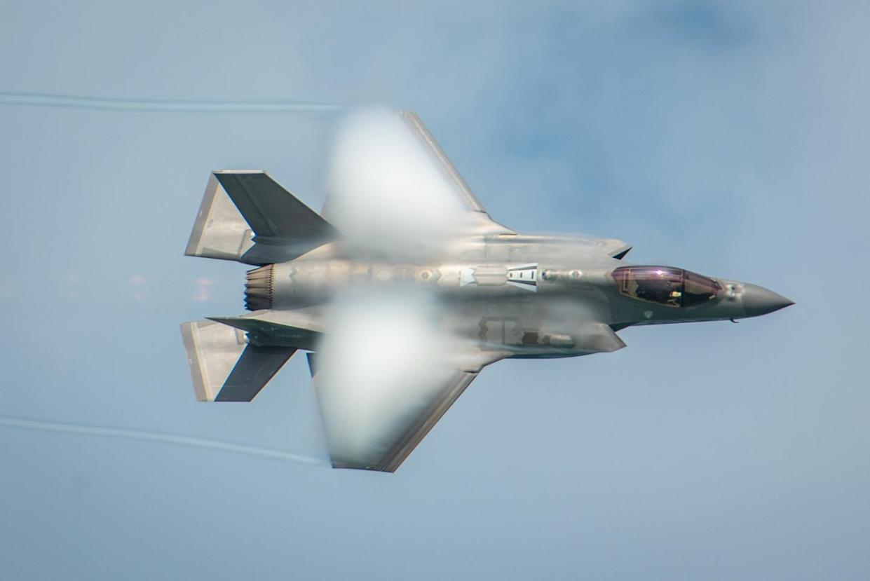 The F-35 Will Soon Have a New Missile to Hunt China's J-20