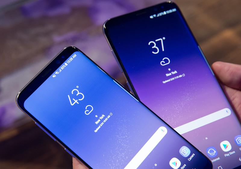 You can now buy Samsung's Galaxy S8 without any bloatware