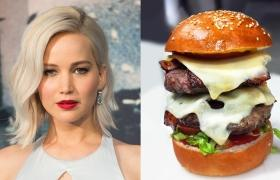 Who needs fancy wedding food? Jennifer Lawrence's guests ate burgers and fries from local food truck