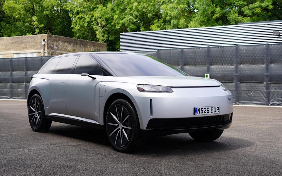 Dyson pulled the plug on its electric car plans after deciding they were not commercially viable - Dyson