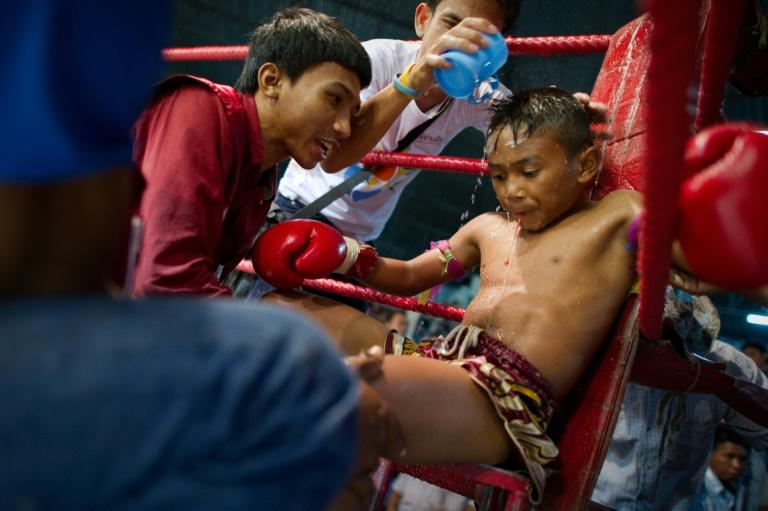 A bill to prevent minors aged under 12 from taking part in brutal Muay Thai boxing bouts is under consideration in Thailand