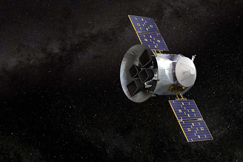 NASA have been searching for extraterrestrial life for decades (TESS) (PA)
