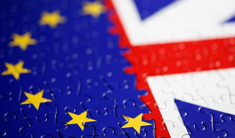 UK sets out post-Brexit tariffs to underpin trade talks
