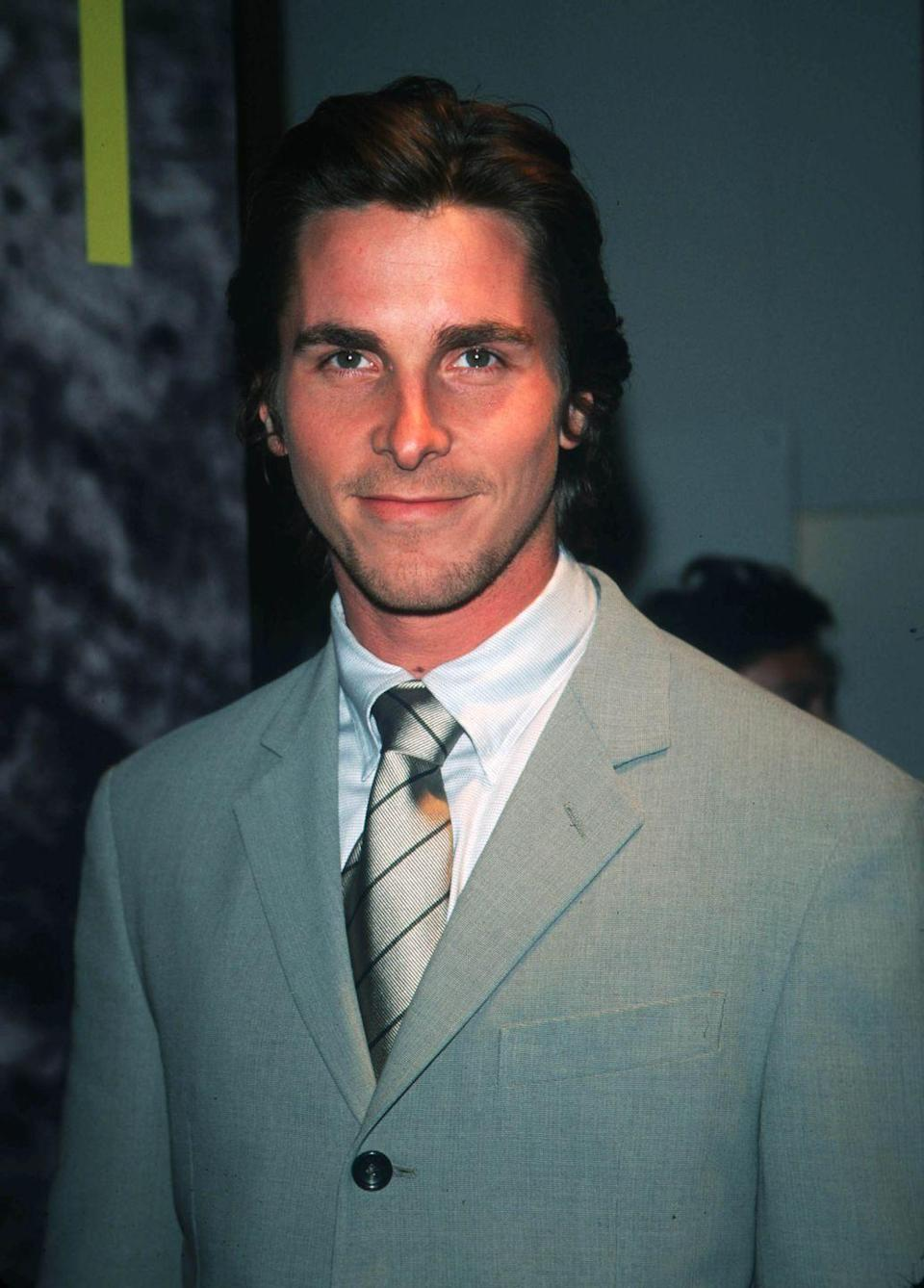 <p>Before <em>The Dark Knight </em>and <em>The Fighter</em>, it was already evident that Christian Bale was a star. After appearing in <em>American Psycho </em>in 2000—one of his biggest role to date—Bale became one of the hottest actors in Hollywood.</p>
