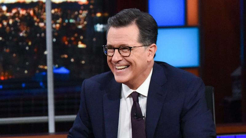 'Late Show' Host Stephen Colbert Extends Contract With CBS Through August 2023