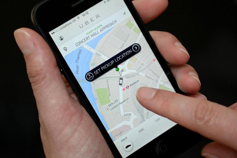 Uber fares are set to increase on Wednesday to help drivers pay for electric cars: PA Archive/PA Images