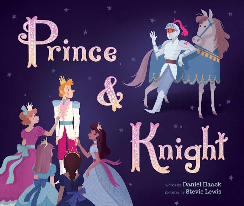 Daniel Haack's Prince & Knight book has been pulled from a library after complaints from a local pastor. (Photo: Amazon.com)