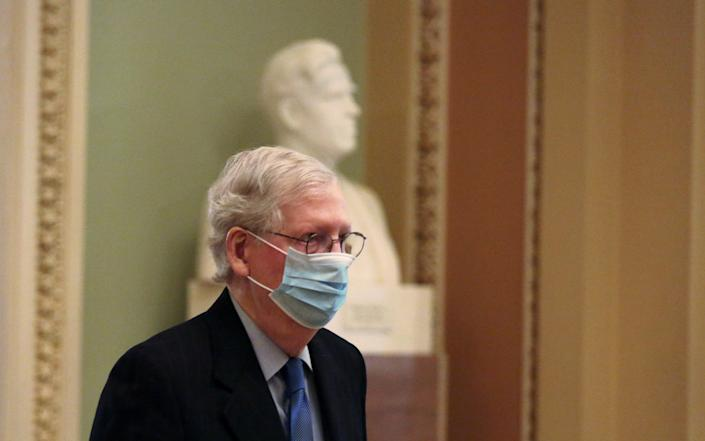 McConnell - Reuters