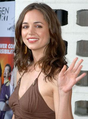 "Premiere: <a href=""/movie/contributor/1800184994"">Eliza Dushku</a> at the Hollywood premiere of The Weinstein Company's <a href=""/movie/1808730008/info"">Clerks II</a> - 7/11/2006<br>Photo: <a href=""http://www.wireimage.com/"">Gregg DeGuire, WireImage.com</a>"