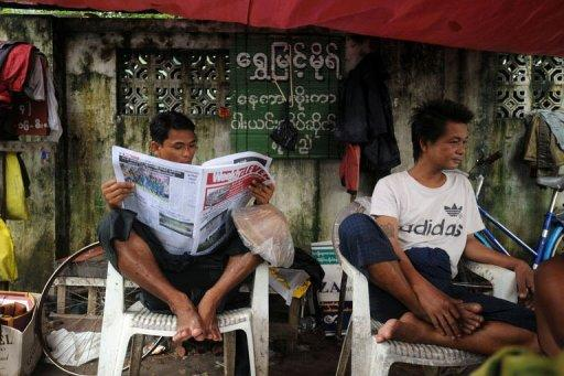 Concerns remain after the lifting of media censorship in Myanmar