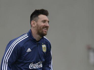 Copa America 2019: Lionel Messi still loves playing for Argentina despite series of losses in finals, says Sergio Aguero