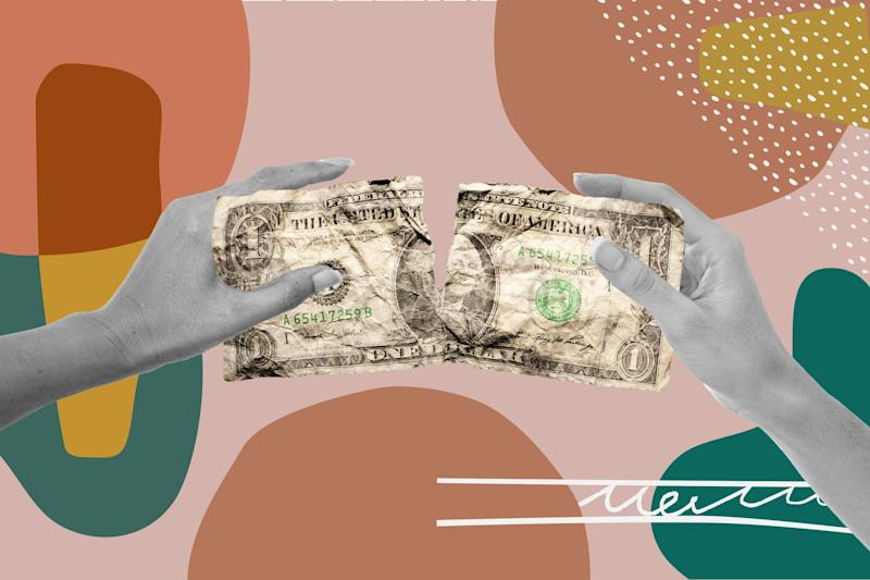 """4 readers reveal how money ruined a friendship—from bill-splitting to """"borrowing"""""""