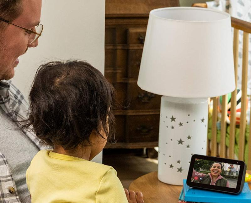 Now you can video call your family! (Photo: Amazon)