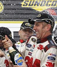 Biffle gives team what it needed
