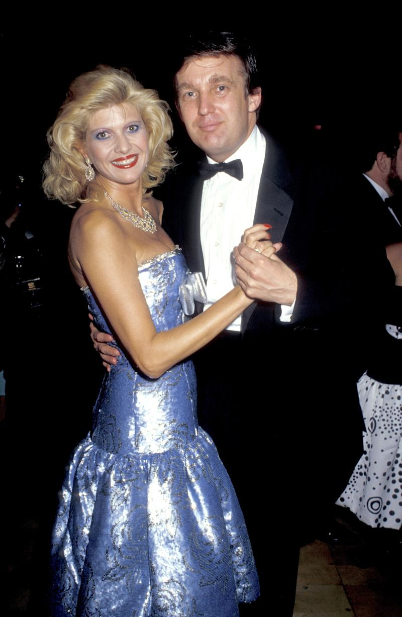 "Donald Trump Reportedly Told Then-Wife Ivana Trump to ""Never Look a Day Over 28"""